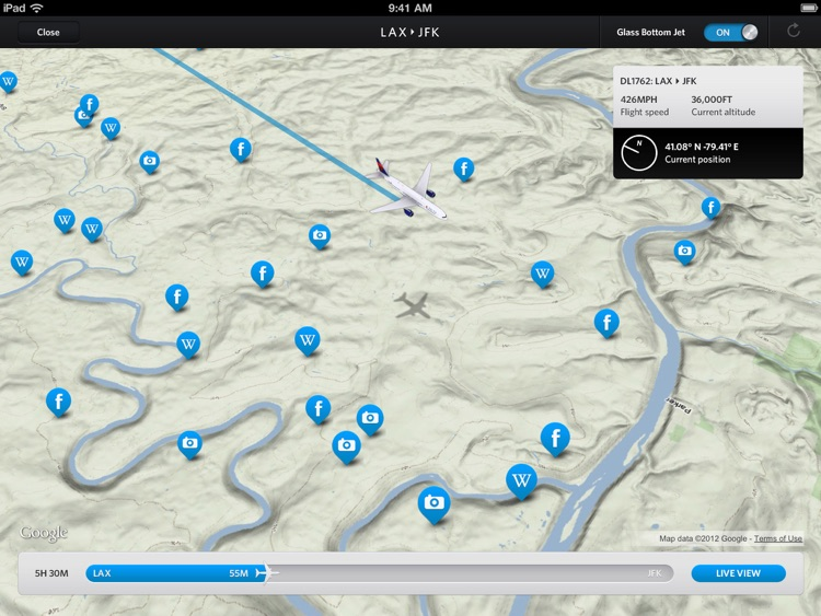 Fly Delta for iPad screenshot-4