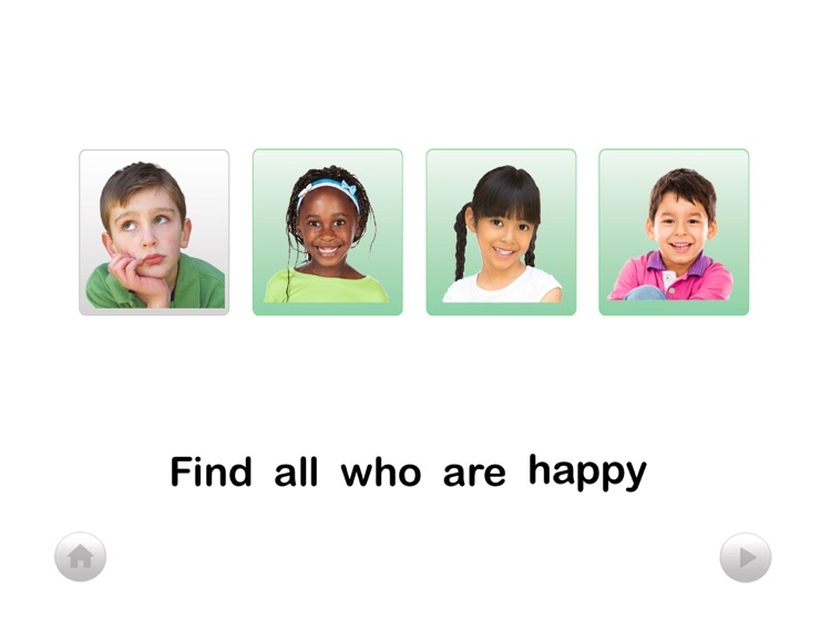 Autism iHelp – Emotions screenshot-3