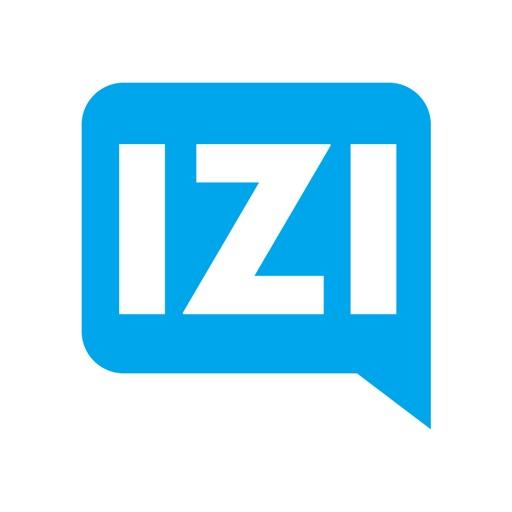 IZIChat - live chat voor webites en e-mail
