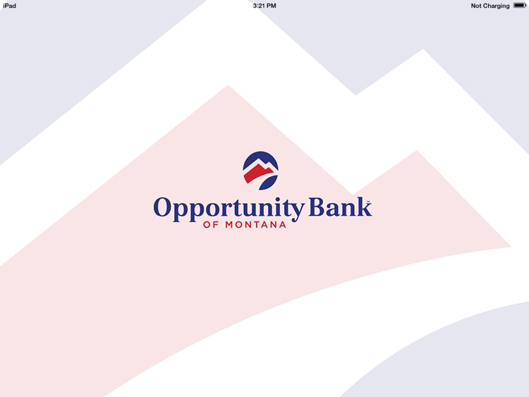 Opportunity Bank of Montana for iPad screenshot-0