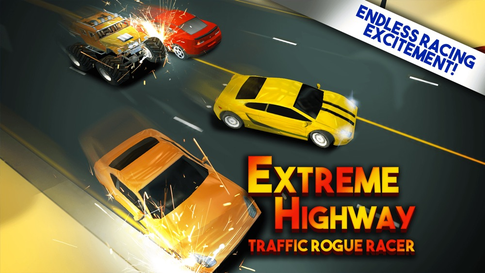 Extreme Highway Traffic Rogue Racer Game Cheat Codes