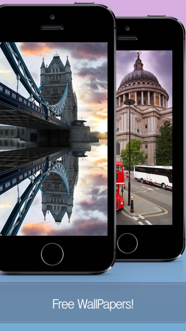 London Wallpapers & Backgrounds - Best Free Travel HD Pics of London, England screenshot two
