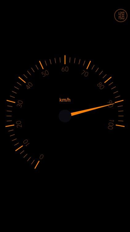 Dynamic Speedometer screenshot-3