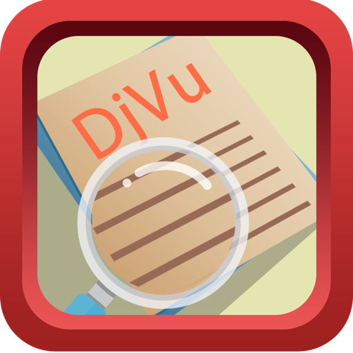 DjVu File Viewer