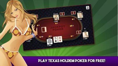 Texas Holdem Poker Offline Full Screenshot