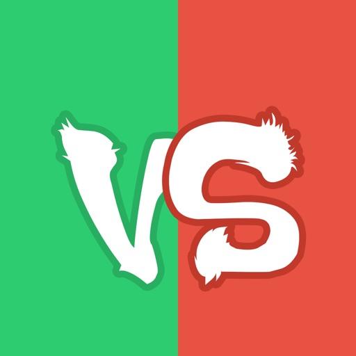 Green vs. Red