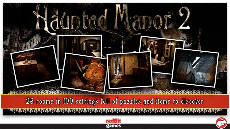 Haunted Manor 2 - The Horror behind the Mystery - FULL (Christmas Edition) screenshot-4