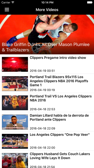 News Surge for Clippers Basketball News Free screenshot two