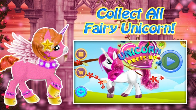 Pinkie Little Pony Dress Up - Play With Baby Horse Pet screenshot-3