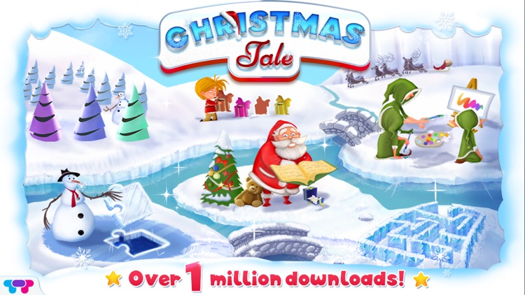 Christmas Tale HD screenshot-0