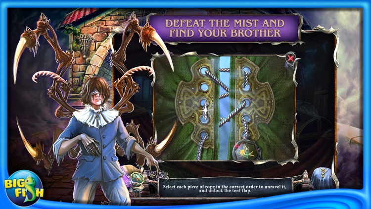 Bridge to Another World: Burnt Dreams - Hidden Objects, Adventure & Mystery