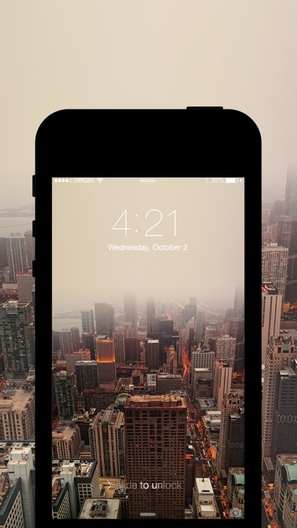 Pro Screen 360: Lockscreen Wallpapers & Theme Backgrounds for iOS 8 & iPhone 6 Plus - Free! screenshot-3