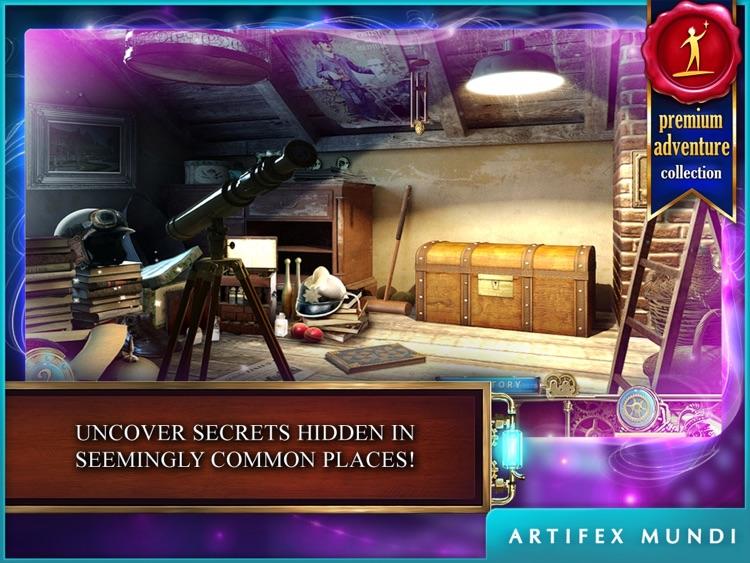 Time Mysteries - Inheritance HD screenshot-4