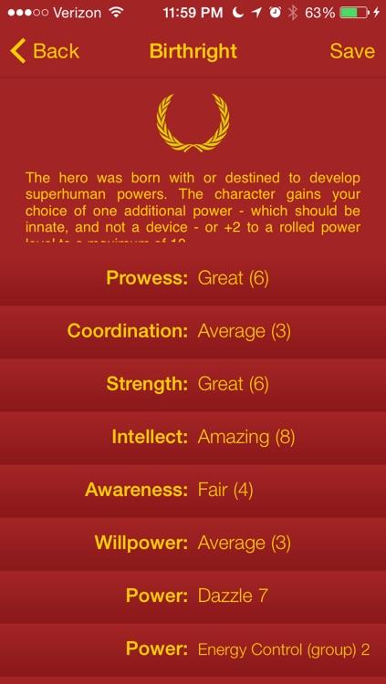 HeroMaker - An RPG Character Generator by Alexander Winn