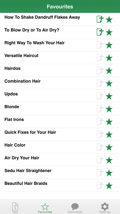 Hair Loss Tips screenshot-3