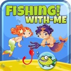 Fishing With Me - Kids Game icon