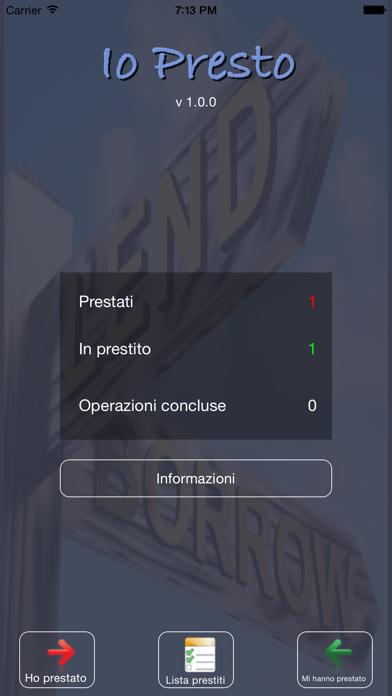 Io Presto screenshot two