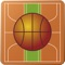 This is the simple strategy board for basketball