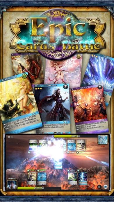 Epic Cards Battle(TCG)Captura de pantalla de1