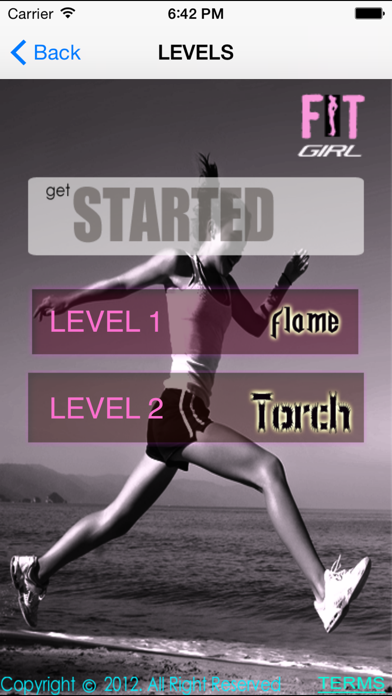 FitGirl Pro – Your Personal Cardio, Resistance and Workouts Trainer for Optimum Weight Loss, Muscle Strength and Staying Fitのおすすめ画像4