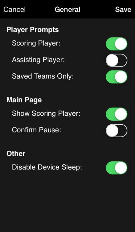 Score Mate screenshot-4