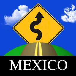 Mexico - Offline Map & City Guide (w/ metro!)