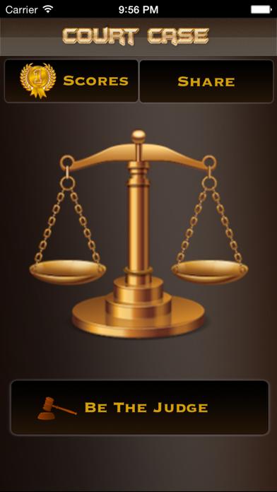 Court Case screenshot one