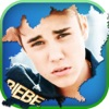 Aª Dating Justin Bieber edition free- photobooth with crowdstar for woman's day