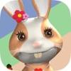 会話うさぎ - Talking Rabbit ABC Free - iPhoneアプリ