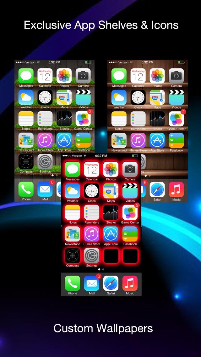 AppLock Themes Screenshot on iOS