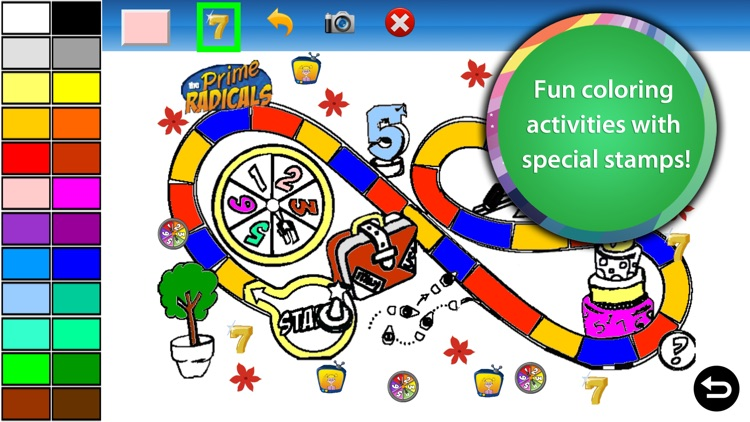 Prime Radicals - Fun Math and Science Games and Videos for Kids screenshot-3