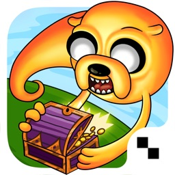 Treasure Fetch - Adventure Time