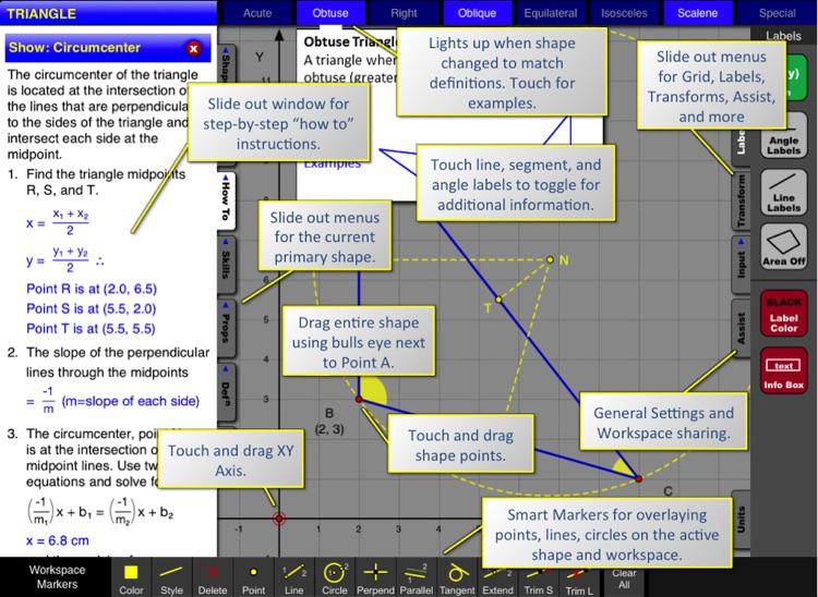 Geometry Ace: Math Tutor