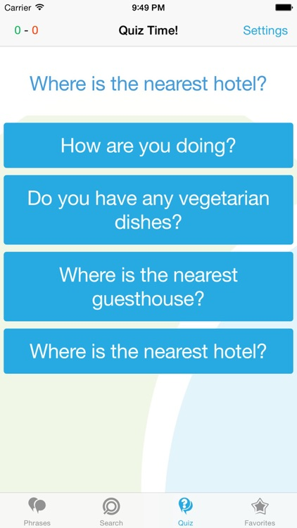 English (UK) Phrasebook - Travel in UK with ease screenshot-3