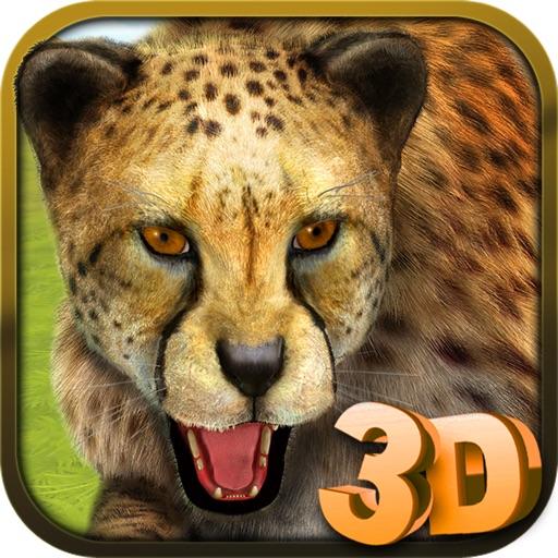 Cheetah Simulator 3D Attack