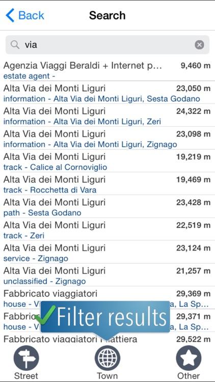 Cinque Terre Travelmapp screenshot-3