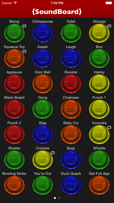Sound Board Lite - Annoying Sounds and Funny Button Effects