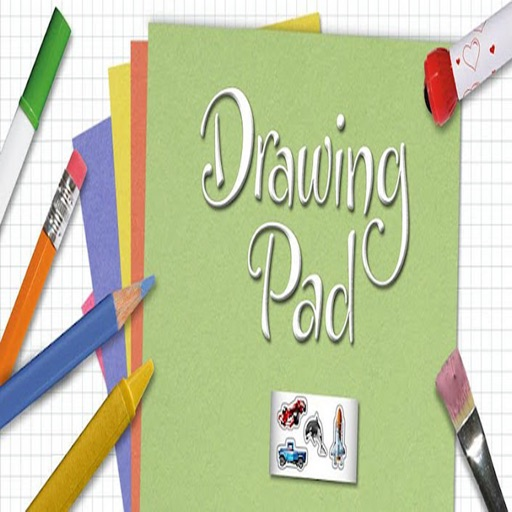 Drawing Pad Plus.The Best Drawing Pad icon