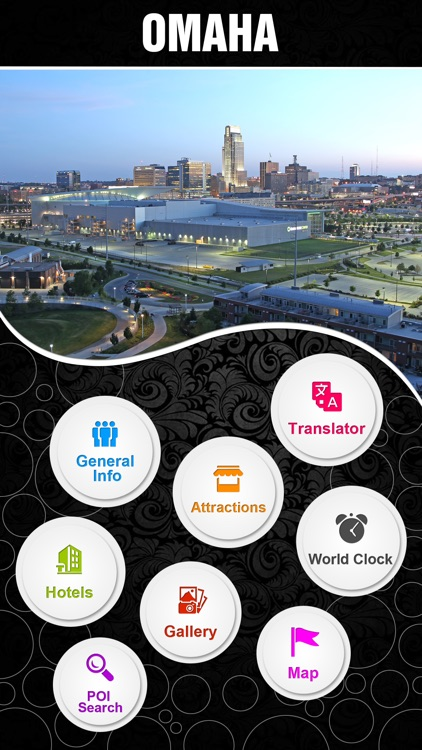 Omaha City Travel Guide screenshot-0