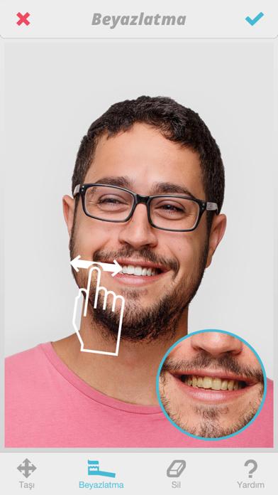 Screenshot for Facetune in Turkey App Store