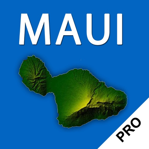 Maui Offline Travel Guide - Hawaii