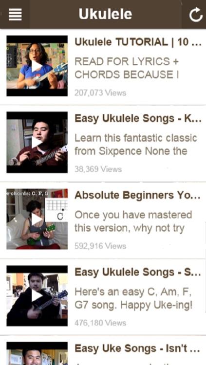 How To Play Ukulele - Learn To Play Ukulele Songs, Chords, Tuning Information and Other Ukulele Tips