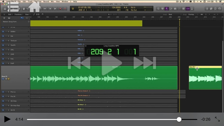 Course in Recording for Logic Pro X screenshot-4