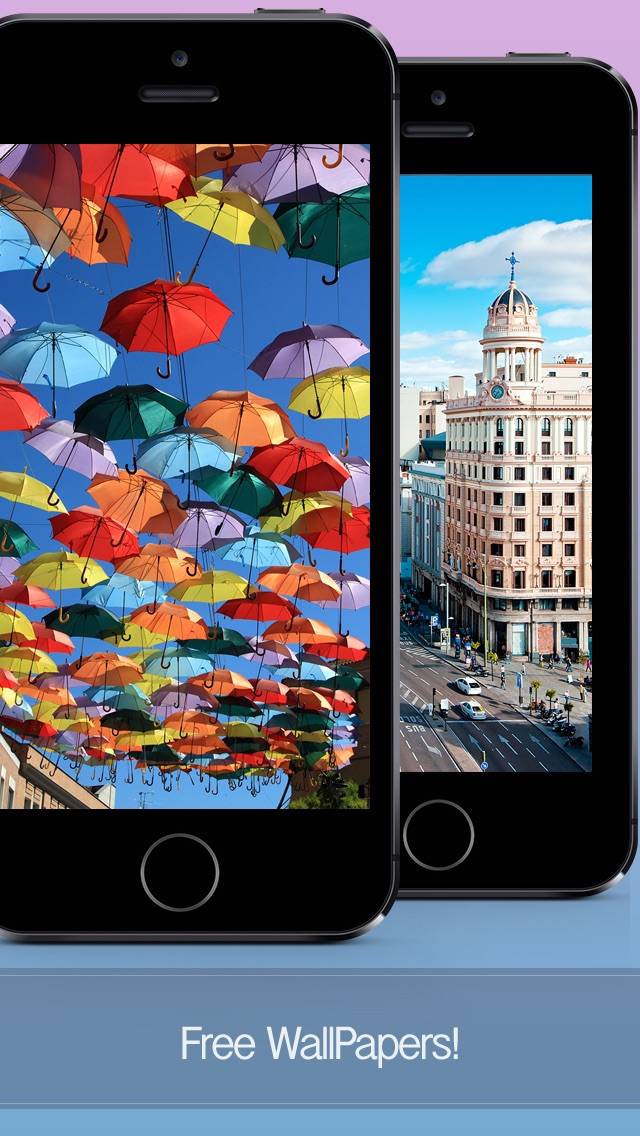 Madrid Wallpapers - Download HD Images of this Beautiful City In Spain screenshot one