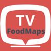 TV Food Maps - Restaurants on TV, Road Trip Planner, Diners, Drive-Ins & Dives, Man vs. Food & More