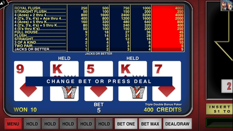 Dakazu Poker HD - Video Poker