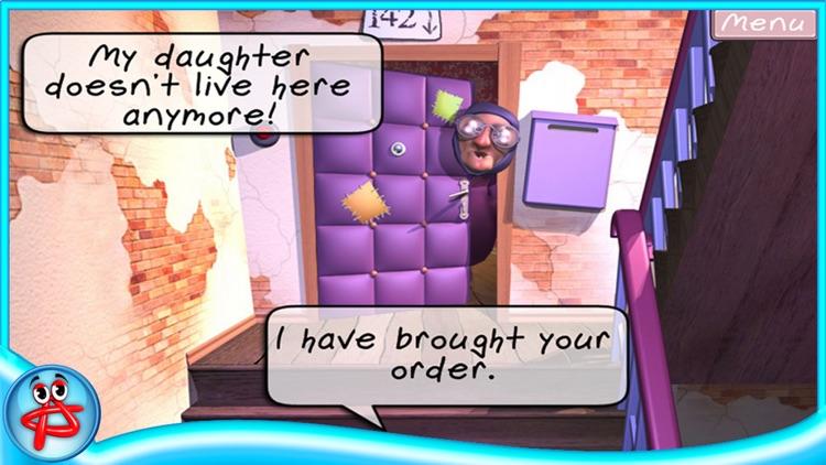 Detective Stories: Talking Comics screenshot-3