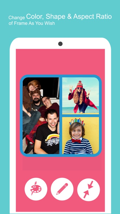 Instant Photo Collage Creator - Split Pic Joint.er screenshot-1