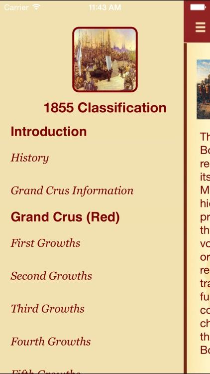 1855 Crus Pro