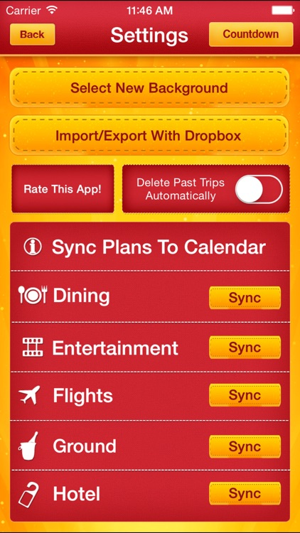 Mousetrips - A Disney Trip Planner screenshot-4